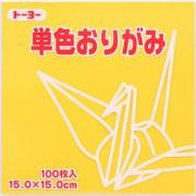 単色おりがみ(きすいせん)15.0