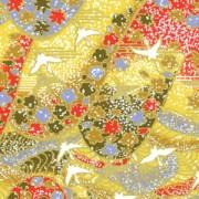 手染め友禅(彩り)No.7