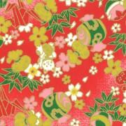 手染め友禅(彩り)No.19