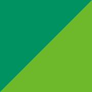単色両面おりがみ 緑/黄緑