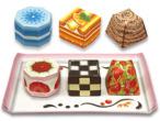 プチケーキ6種類 トレー