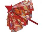傘の折り方つき