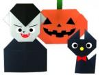 ドラキュラ・黒ネコ・かぼちゃ